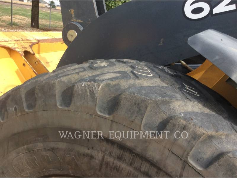 DEERE & CO. WHEEL LOADERS/INTEGRATED TOOLCARRIERS 624K equipment  photo 19