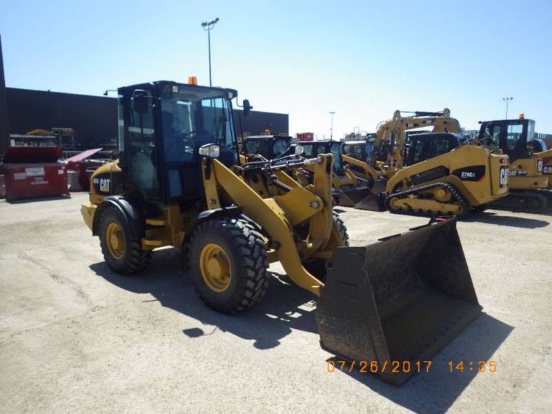CATERPILLAR CARGADORES DE RUEDAS 907H2 equipment  photo 2