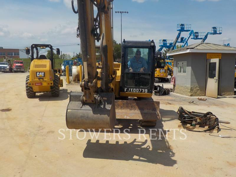 CATERPILLAR TRACK EXCAVATORS 308E2 HT equipment  photo 3