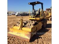CATERPILLAR ASPHALT DISTRIBUTORS CP44 equipment  photo 1