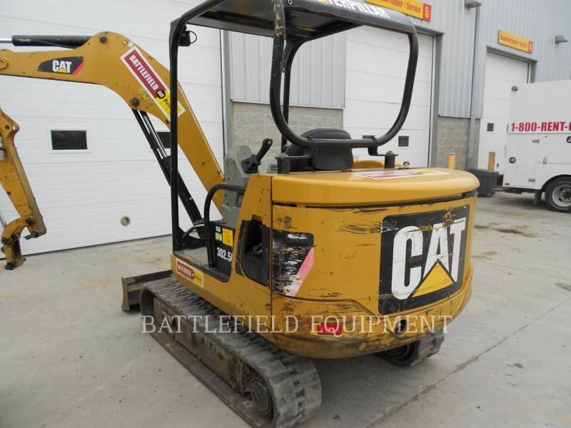 CATERPILLAR PELLES SUR CHAINES 302.5C equipment  photo 5