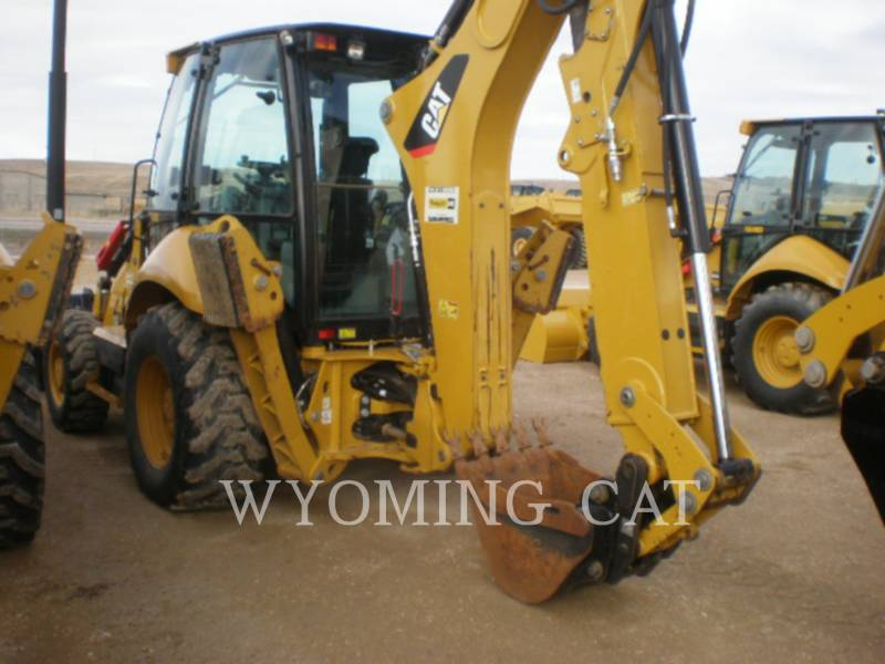 CATERPILLAR BACKHOE LOADERS 420F IT equipment  photo 9
