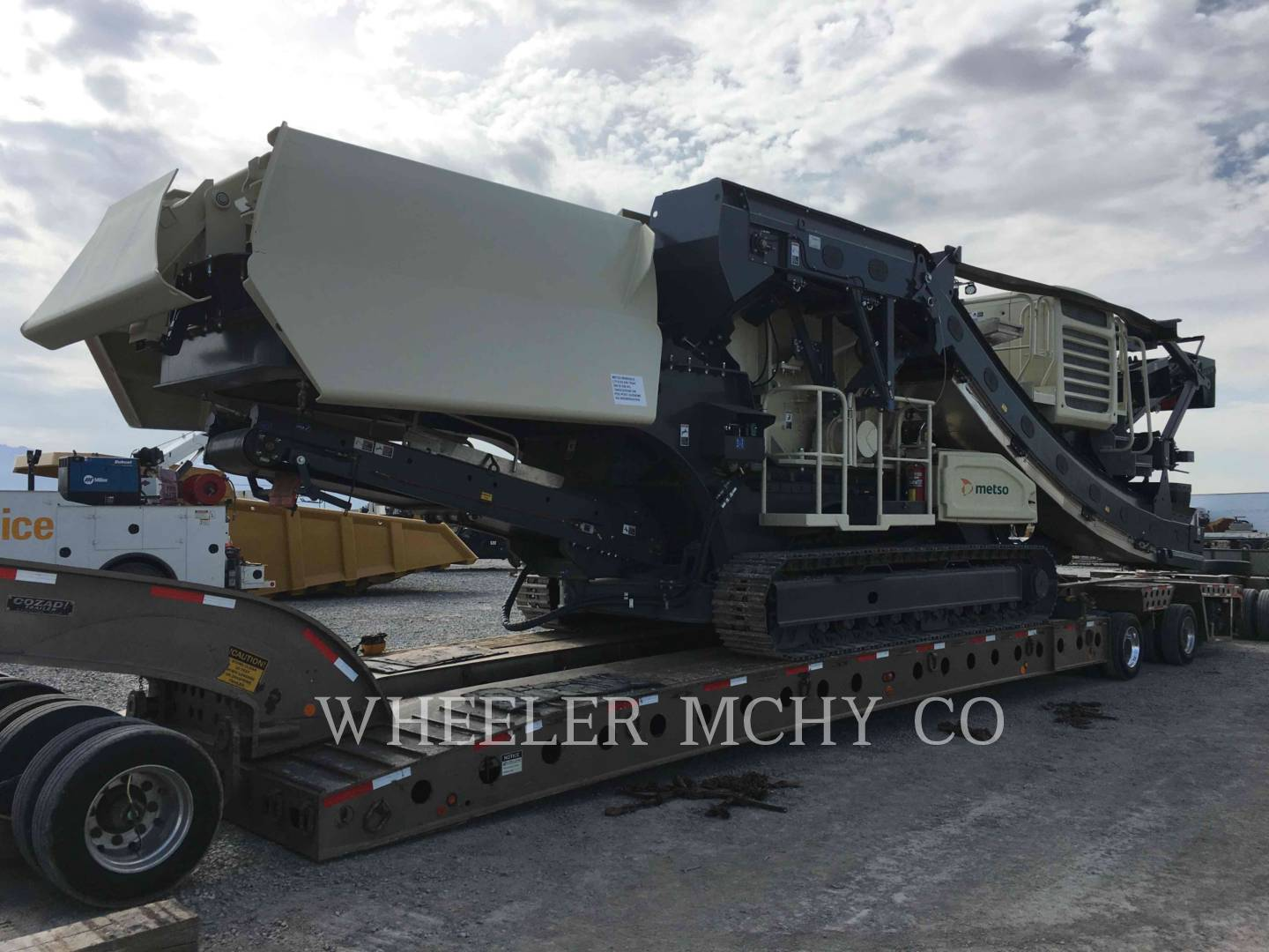 Detail photo of 2016 Metso LT1213S from Construction Equipment Guide