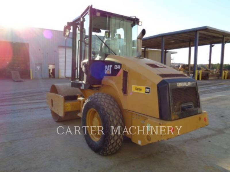 CATERPILLAR COMPACTADORES CS44 AC equipment  photo 2