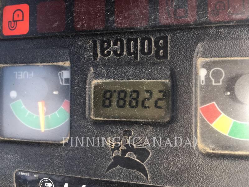BOBCAT TRACK EXCAVATORS 435ZHS equipment  photo 5