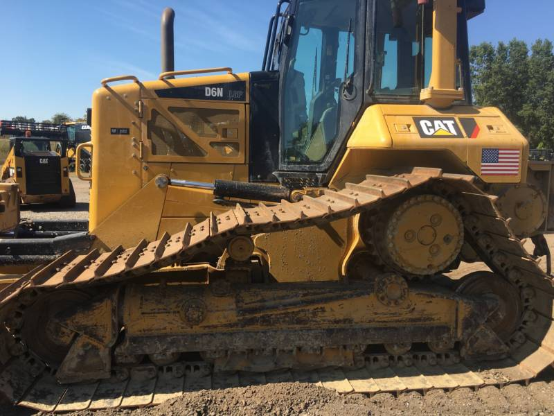CATERPILLAR ブルドーザ D6NLGP equipment  photo 12