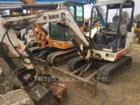 Equipment photo BOBCAT 331G ESCAVADEIRAS 1