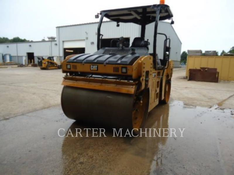 CATERPILLAR COMPACTEURS CB54B equipment  photo 4