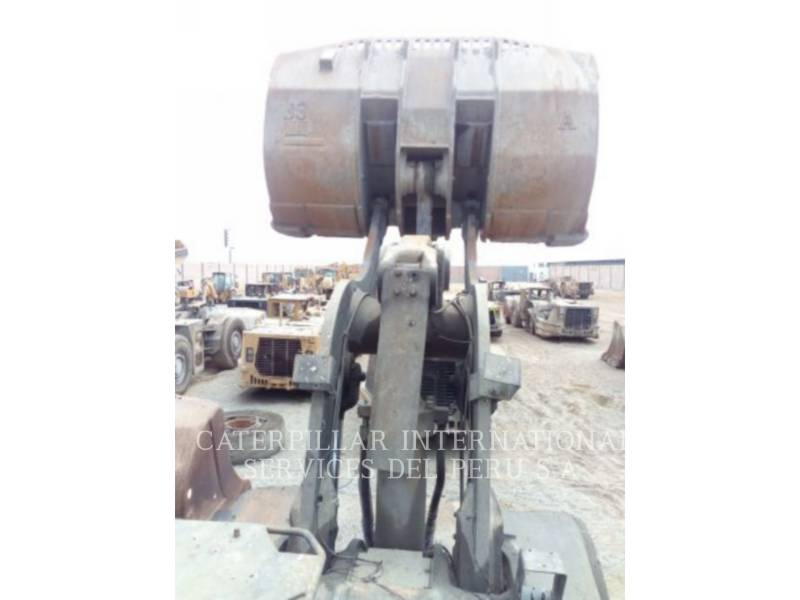CATERPILLAR UNDERGROUND MINING LOADER R 1600 H equipment  photo 13