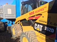 CATERPILLAR SKID STEER LOADERS 262DXPS equipment  photo 3
