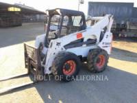 Equipment photo BOBCAT S850 SSL MINIÎNCĂRCĂTOARE RIGIDE MULTIFUNCŢIONALE 1