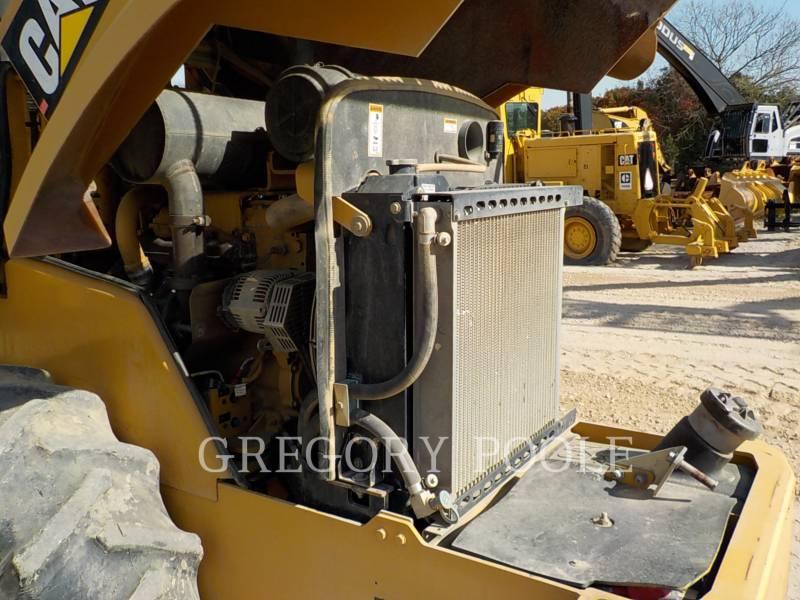 CATERPILLAR VIBRATORY SINGLE DRUM PAD CP-433E equipment  photo 21