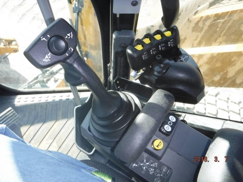 CATERPILLAR NIVELEUSES 140M3AWD equipment  photo 14