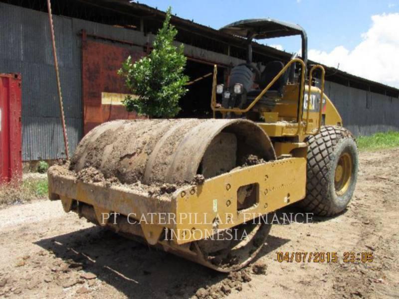 CATERPILLAR COMPACTADORES DE SUELOS CS-533E equipment  photo 4