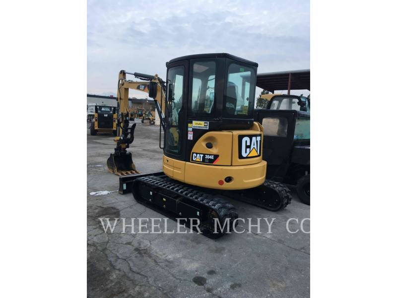 CATERPILLAR EXCAVADORAS DE CADENAS 304E C3 equipment  photo 4
