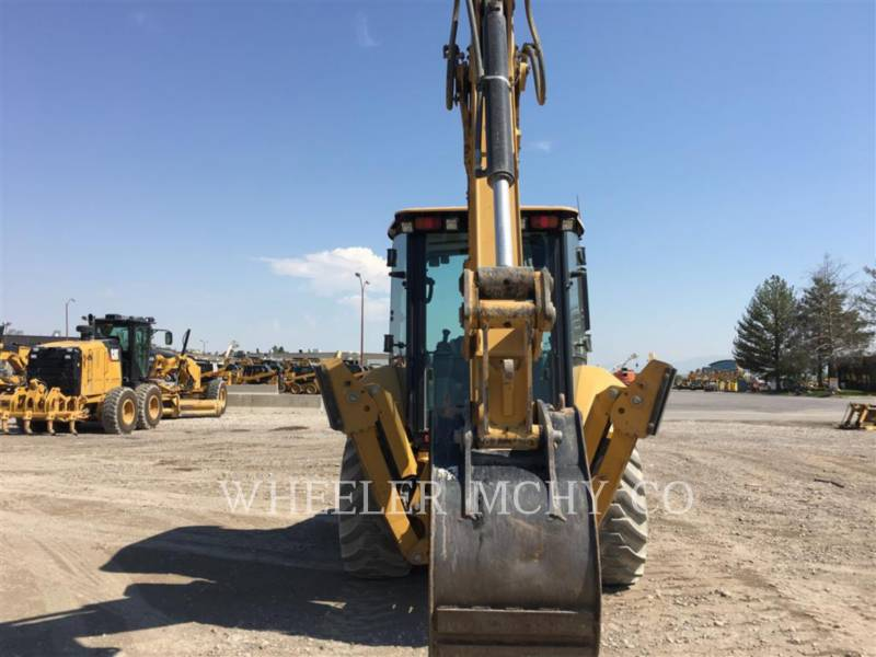CATERPILLAR バックホーローダ 420F2 E equipment  photo 8