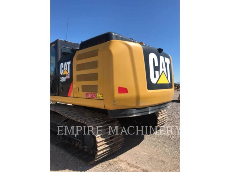 CATERPILLAR トラック油圧ショベル 330FL equipment  photo 5