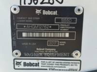 BOBCAT MINICARGADORAS S550 equipment  photo 6