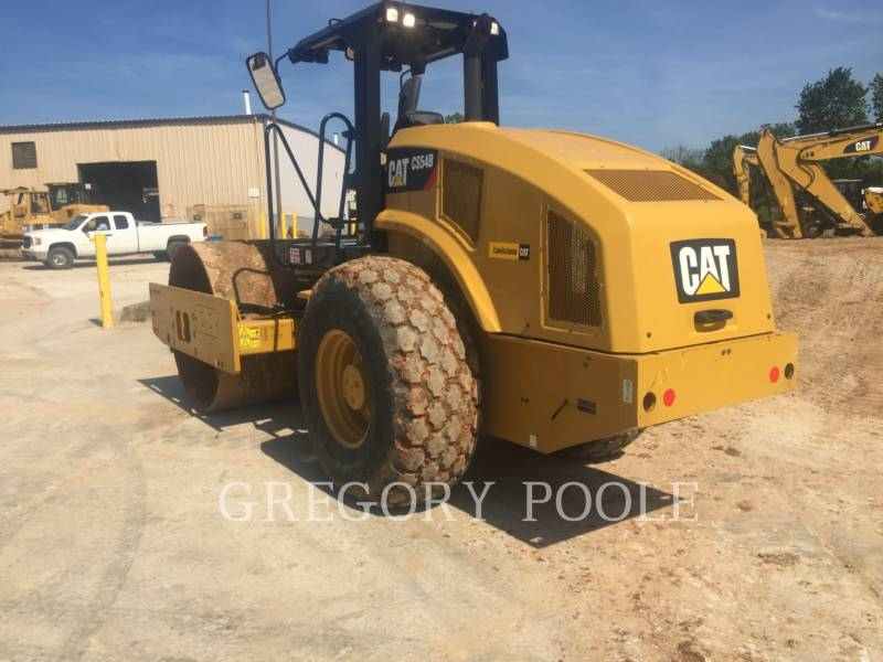 CATERPILLAR COMPACTADORES DE SUELOS CS54B equipment  photo 7