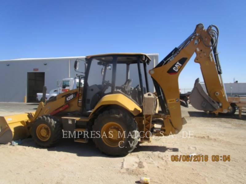 Caterpillar BULDOEXCAVATOARE 420F2STLRC equipment  photo 8