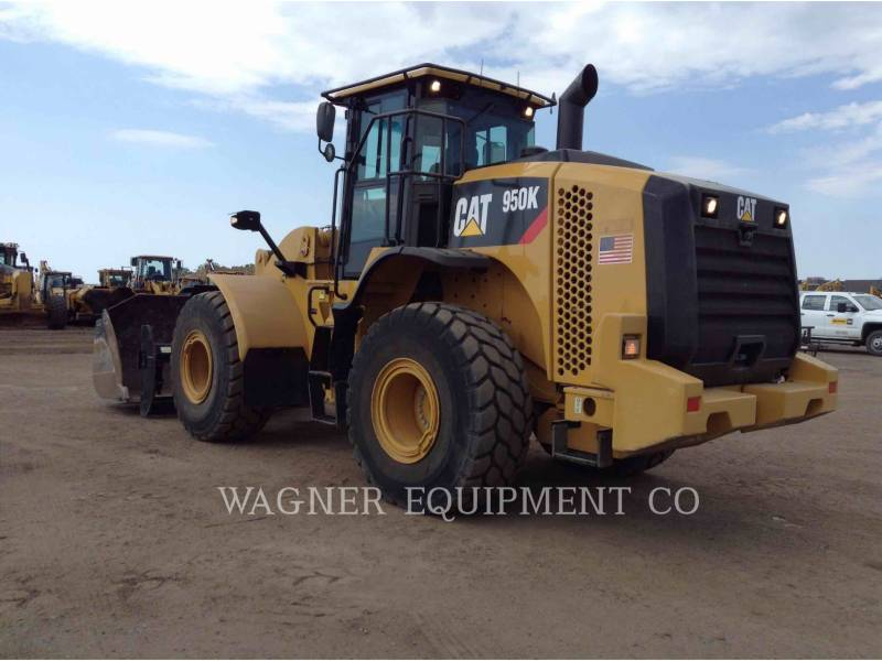 CATERPILLAR CARGADORES DE RUEDAS 950K FC equipment  photo 3