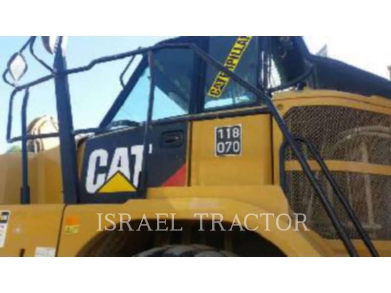 Caterpillar CAMIOANE ARTICULATE 730C equipment  photo 10