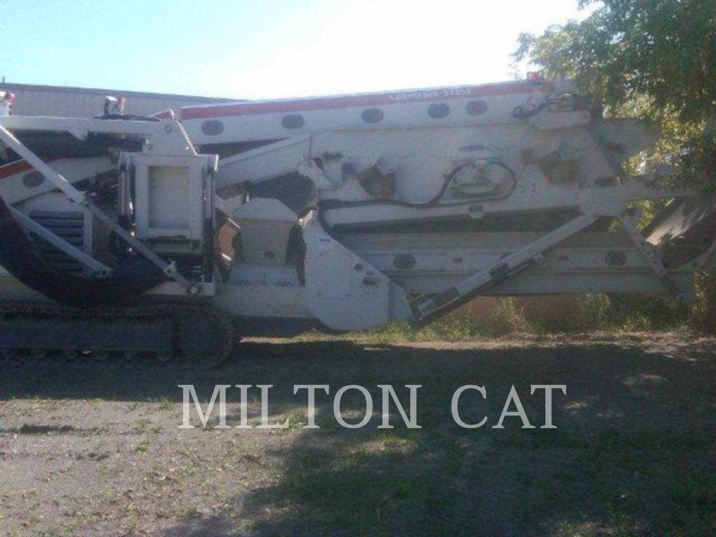 Detail photo of 2006 Metso ST352 MT from Construction Equipment Guide