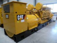 Equipment photo CATERPILLAR 3516BHD STATIONARY GENERATOR SETS 1