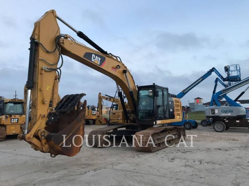 CATERPILLAR 履带式挖掘机 326FL equipment  photo 7