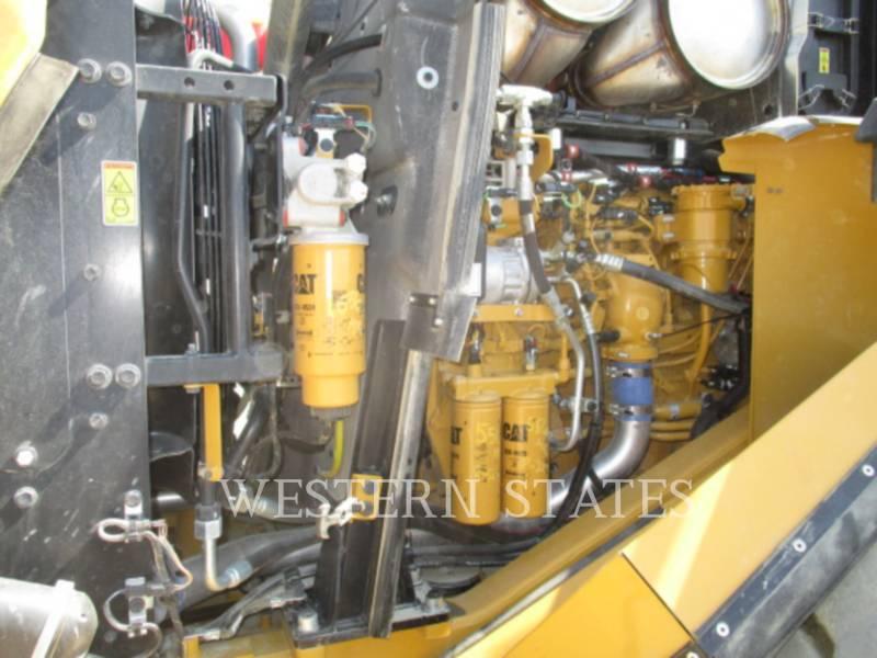 CATERPILLAR CHARGEURS SUR PNEUS/CHARGEURS INDUSTRIELS 972M equipment  photo 12
