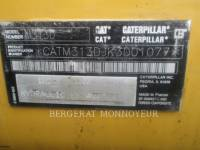 CATERPILLAR ホイール油圧ショベル M313D equipment  photo 5