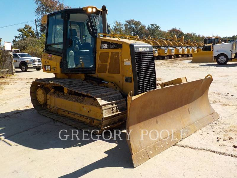 CATERPILLAR KETTENDOZER D5K2 LGP equipment  photo 5