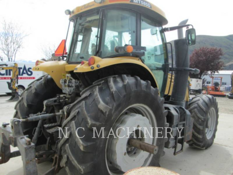 MISCELLANEOUS MFGRS AG OTHER MT585D equipment  photo 3