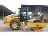 Equipment photo CATERPILLAR CS54B VIBRATORY SINGLE DRUM SMOOTH 1