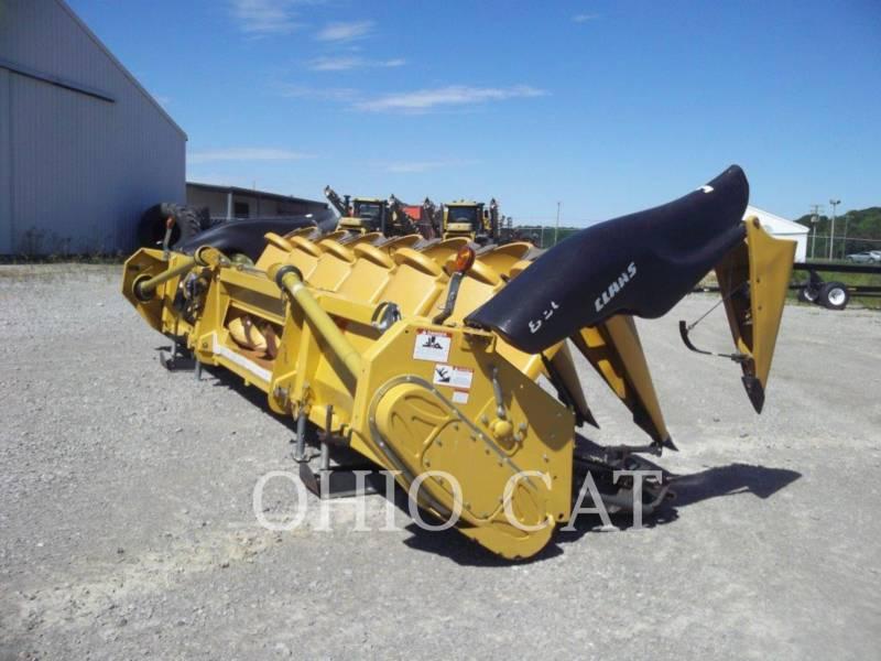 CLAAS OF AMERICA COMBINADOS LEXC830 equipment  photo 15
