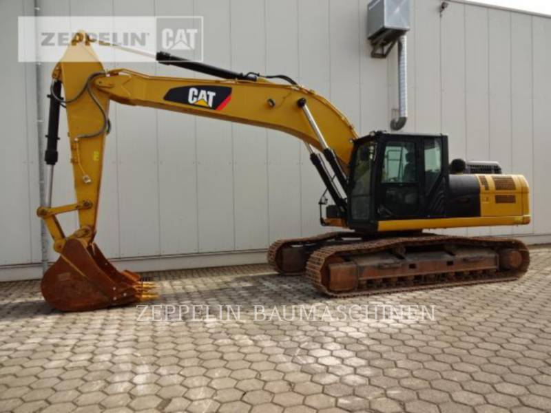 CATERPILLAR EXCAVADORAS DE CADENAS 330D2L equipment  photo 5