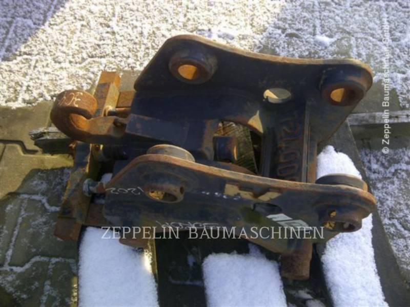 VERACHTERT AG - HECKBAGGER-ARBEITSGERÄT CW10-304.5 equipment  photo 3