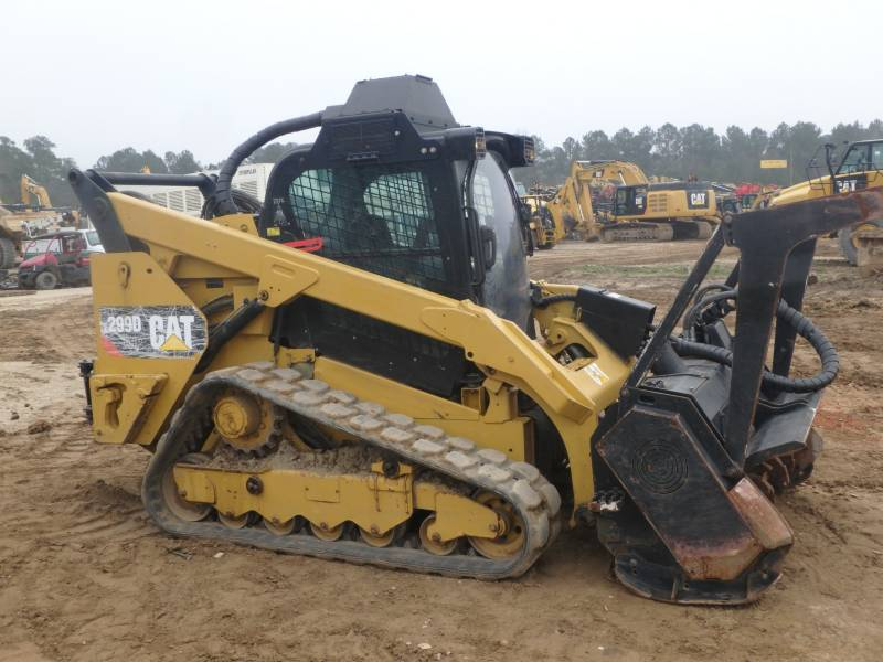 CATERPILLAR CARGADORES MULTITERRENO 299DXHP equipment  photo 1