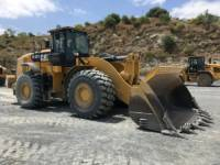 Equipment photo CATERPILLAR 982M PÁ-CARREGADEIRA DE RODAS DE MINERAÇÃO 1