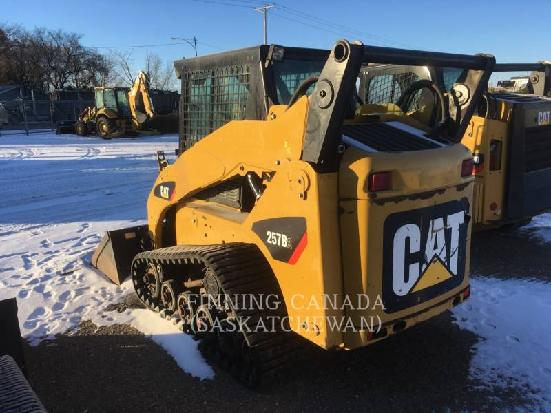 CATERPILLAR MULTI TERRAIN LOADERS 257B2 equipment  photo 2