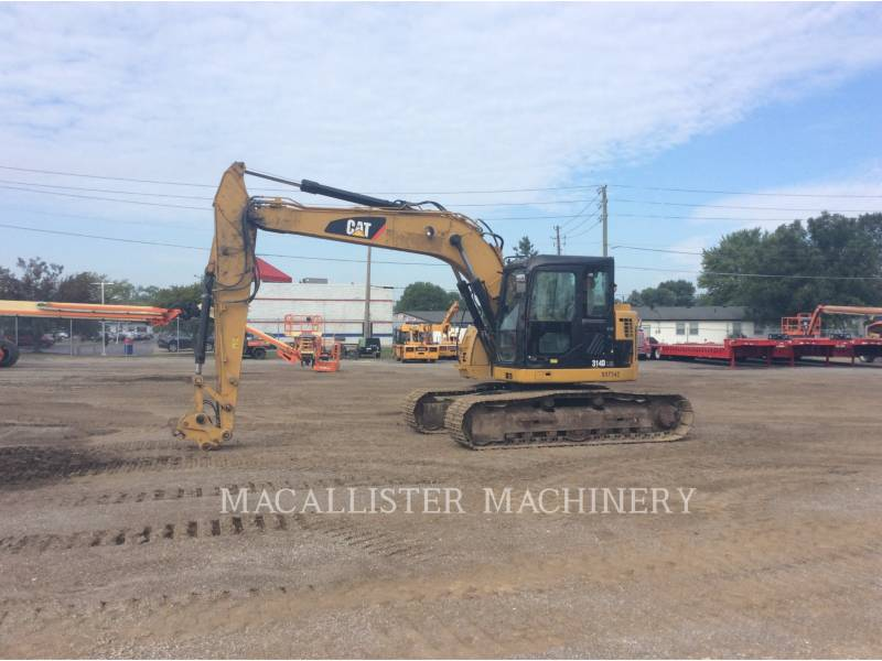 CATERPILLAR PELLES SUR CHAINES 314DLCR equipment  photo 2