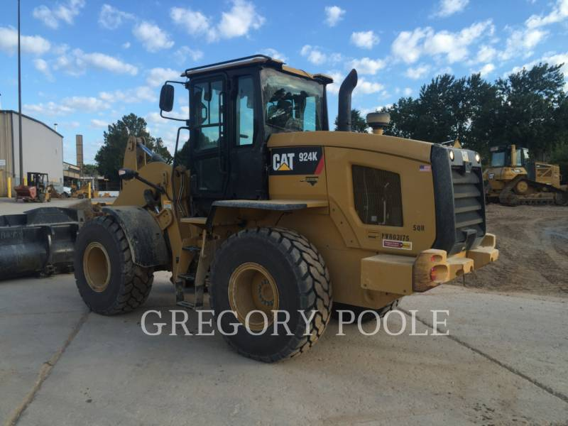 CATERPILLAR CARGADORES DE RUEDAS 924K equipment  photo 7