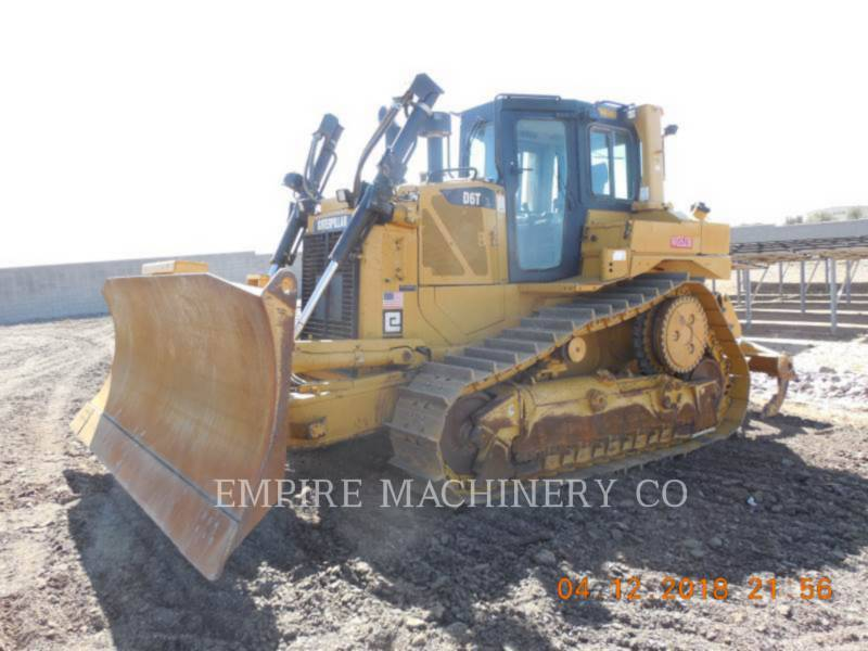 CATERPILLAR TRACK TYPE TRACTORS D6T PAT ST equipment  photo 4