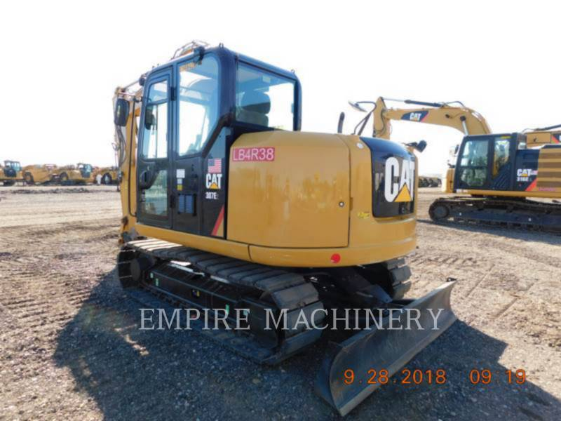 CATERPILLAR KETTEN-HYDRAULIKBAGGER 307E2 equipment  photo 3