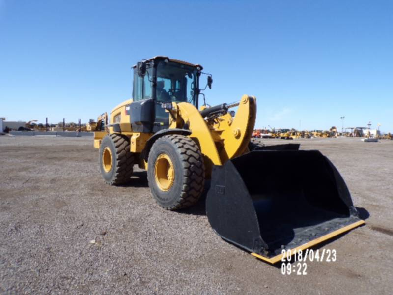 CATERPILLAR WHEEL LOADERS/INTEGRATED TOOLCARRIERS 938M equipment  photo 7