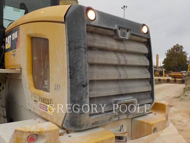 CATERPILLAR ホイール・ローダ/インテグレーテッド・ツールキャリヤ 924K equipment  photo 12