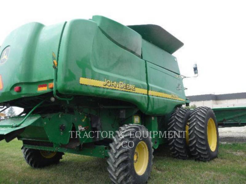 JOHN DEERE COMBINAZIONI 9760 equipment  photo 3