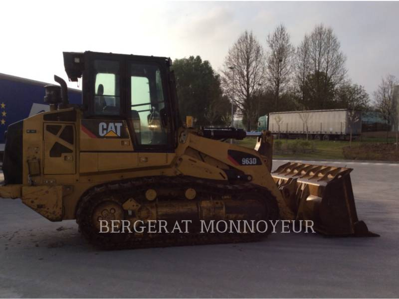 CATERPILLAR CHARGEURS SUR CHAINES 963D equipment  photo 5
