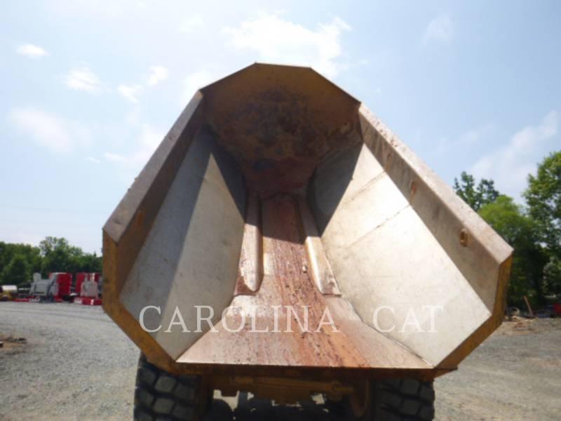 CATERPILLAR DUMPER ARTICOLATI 730C2 equipment  photo 4