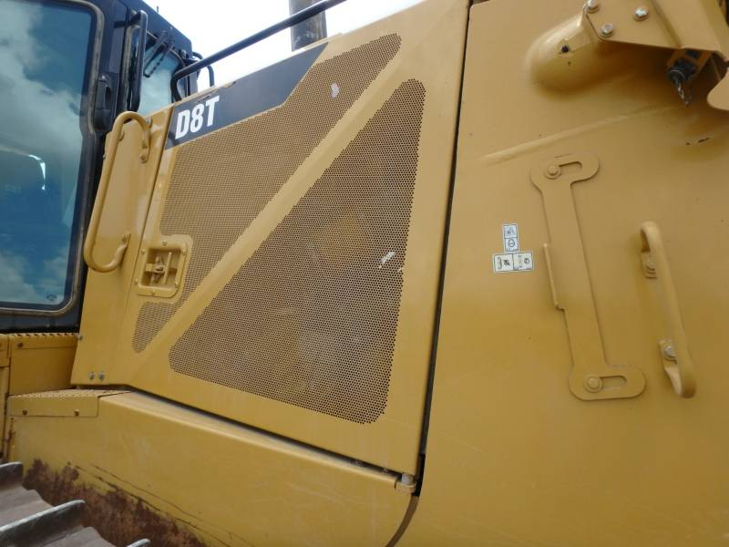 CATERPILLAR TRACK TYPE TRACTORS D8T equipment  photo 18